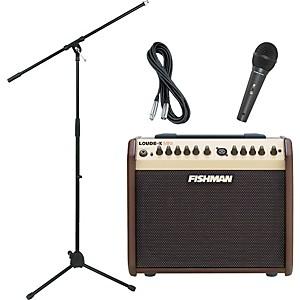 Fishman Loudbox Mini Songwriter Pack by Fishman