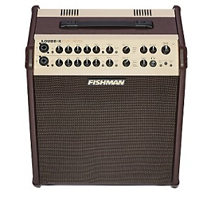 Fishman Loudbox Performer 180 Watt Acoustic Guitar Combo Amp with Effects