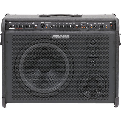 Fishman Loudbox Pro 600W Tri-Amped Dual Channel Acoustic Amp