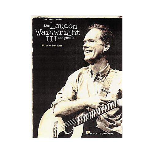 Hal Leonard Loudon Wainwright III - Piano, Vocal, Guitar Songbook-thumbnail