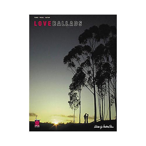 Cherry Lane Love Ballads Piano/Vocal/Guitar Songbook