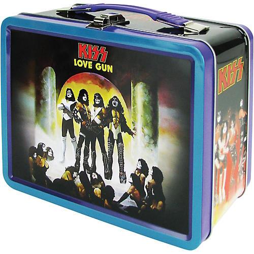 KISS Love Gun Tin Tote/Lunchbox-thumbnail