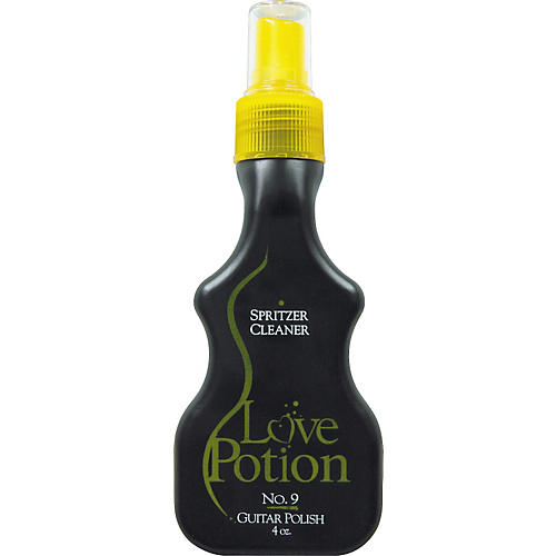 Dean Markley Love Potion #9 Spritzer Cleaner Guitar Polish