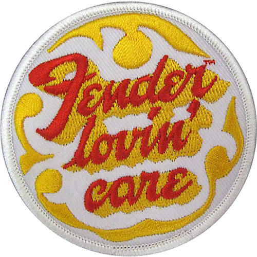 Fender Lovin' Care Patch 3