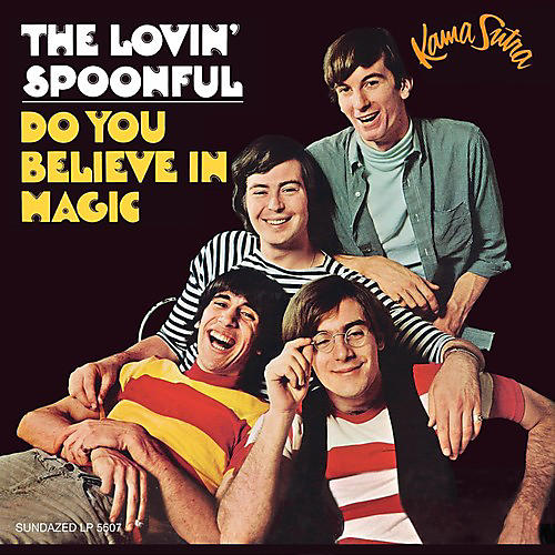 Alliance Lovin Spoonful - Do You Believe in Magic