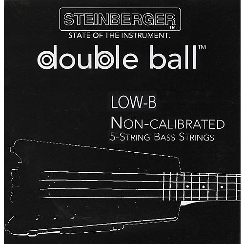 Steinberger Low B 5-String Bass Guitar Strings-thumbnail