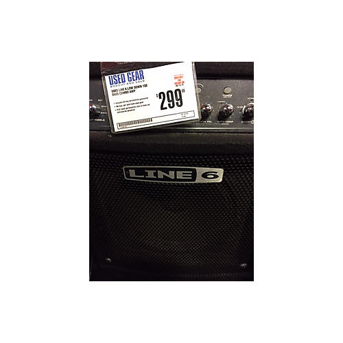 Line 6 Low Down 150 Bass Combo Amp-thumbnail