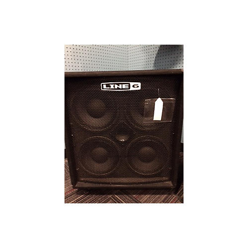 Line 6 Low Down 4x10 Bass Cabinet