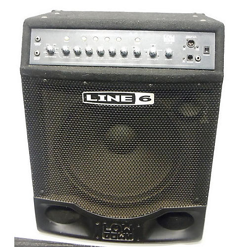 Line 6 Low Down LD175 Bass Combo Amp-thumbnail