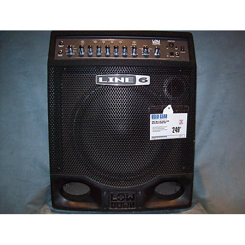 Line 6 Low Down LD300 Black Bass Combo Amp-thumbnail