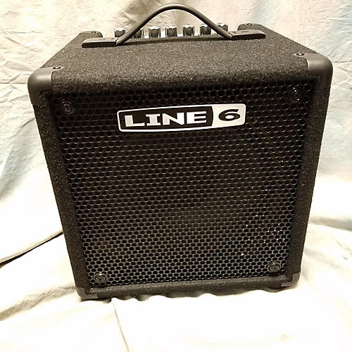 Line 6 Low Down Studio 110 Bass Combo Amp-thumbnail