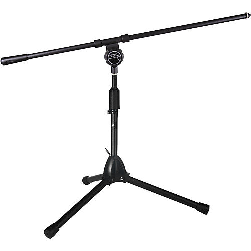 Musician's Friend Low-Profile Mic Stand with Regular Boom