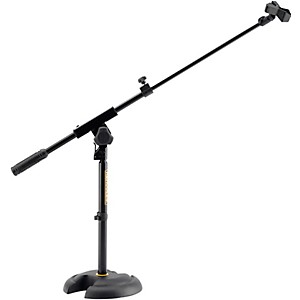 Hercules Stands Low-Profile, Short Microphone Boom Stand by Hercules Stands