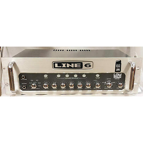 Line 6 Lowdown HD750 Bass Amp Head