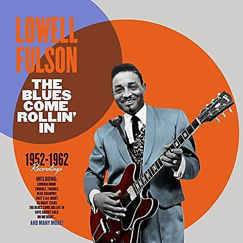 Alliance Lowell Fulson - Blues Come Rollin in 1952-1962 Recordings