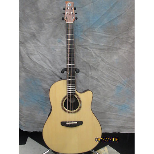 Ovation Lt-60 PROTO #14 Acoustic Electric Guitar-thumbnail