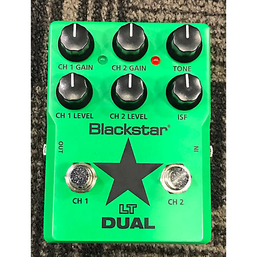 Blackstar Lt Duel Effect Pedal
