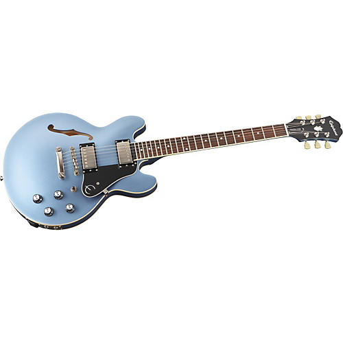Epiphone Ltd Ed Ultra-339 Electric Guitar Pelham Blue