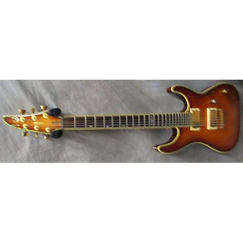 ESP Ltd H1000 Deluxe Solid Body Electric Guitar