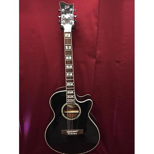 ESP Ltd Xac10e Acoustic Electric Guitar-thumbnail