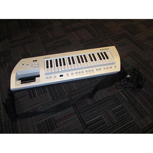 Roland Lucina AX09 37 Key White Synthesizer