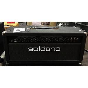 Pre-owned Soldano Lucky 13 100 Watt Tube Guitar Amp Head