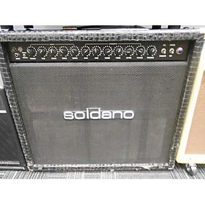 Pre-owned Soldano Lucky 13 100watt 2x12 Combo Tube Guitar Combo Amp by Soldano