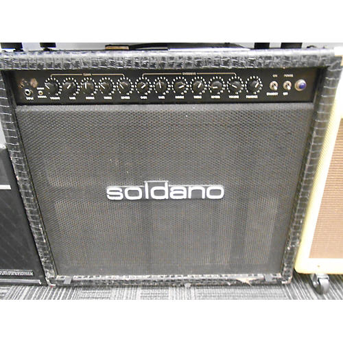 Soldano Lucky 13 100watt 2x12 Combo Tube Guitar Combo Amp-thumbnail