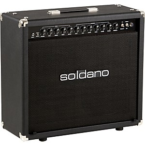 Soldano Lucky 13 50 Watt 2x12 Tube Guitar Combo Amp by Soldano