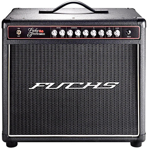 Fuchs Lucky 7W Tube Guitar Combo Mini-Amp-thumbnail