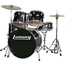 Ludwig Accent Series Complete Drumset