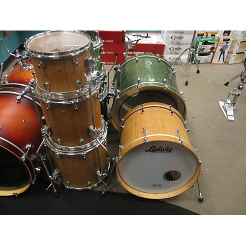 Ludwig Ludwig Signet 105 Gigabeat Drum Kit