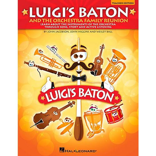 Hal Leonard Luigi's Baton & The Orchestra Family Reunion Teacher/Student CD-ROM
