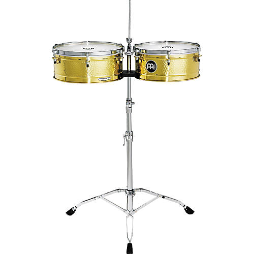 Meinl Luis Conte Brass Timbales-thumbnail