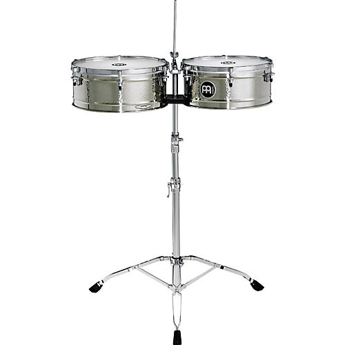 Meinl Luis Conte Stainless Steel Timbales-thumbnail