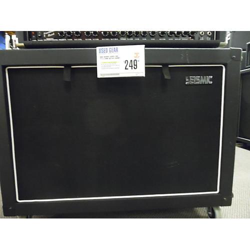 Seismic Audio Luke 2x12 8 OHM Guitar Cabinet