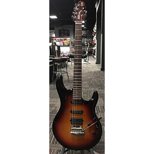Ernie Ball Music Man Luke III Solid Body Electric Guitar-thumbnail