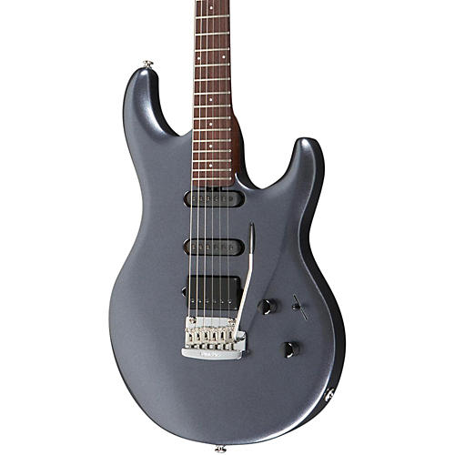 Ernie Ball Music Man Luke Signature LIII HSS Electric Guitar with All Rosewood Neck-thumbnail