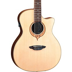 Luna Guitars Heartsong Nylon Acoustic Electric Guitar With USB