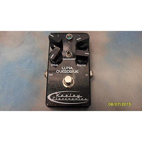 Keeley Luna Overdrive Effect Pedal