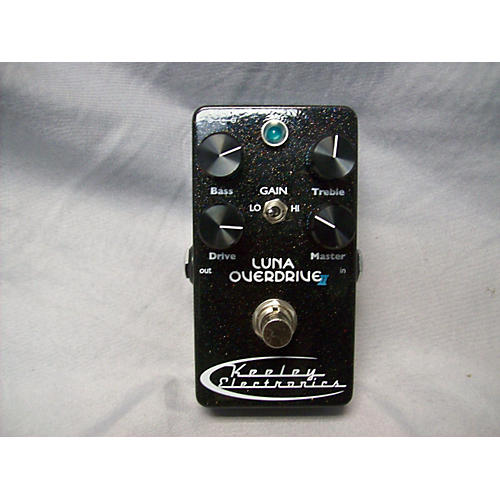 Keeley Luna Overdrive Effect Pedal-thumbnail