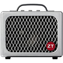 ZT Lunchbox Junior Guitar Combo Amp Level 1 Silver