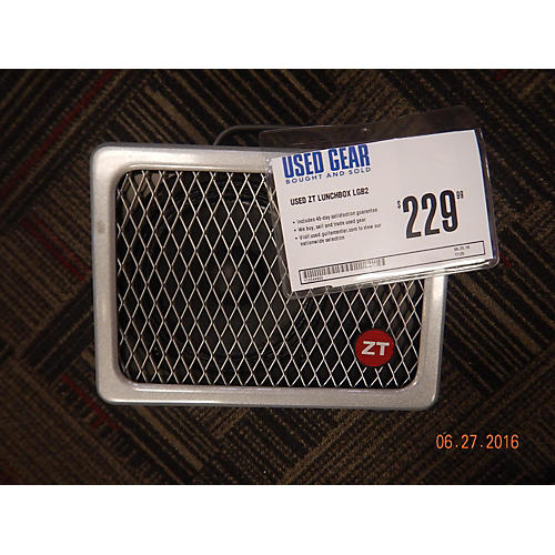 ZT Lunchbox Lgb2 Guitar Combo Amp