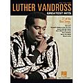 Hal Leonard Luther Vandross Greatest Hits arranged for piano, vocal, and guitar (P/V/G) thumbnail