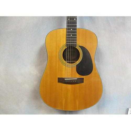Samick Lw-055ga Acoustic Electric Guitar