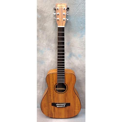 Martin Lxk2 Little Martin Koa Acoustic Guitar