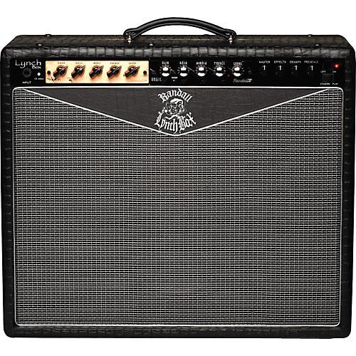 Randall Lynch Box RM50LB 50W 1x12 Tube Guitar Combo Amp Without Modules
