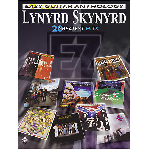 Alfred Lynyrd Skynyrd-20 Greatest Hits EZ Guitar