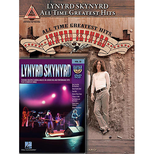Hal Leonard Lynyrd Skynyrd Guitar Pack-thumbnail