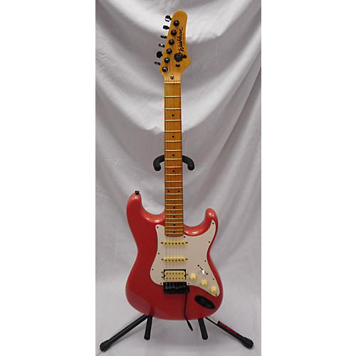 Washburn Lyon Solid Body Electric Guitar-thumbnail